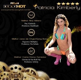 Prêmio SexyHot 2017 Patricia Kimberly