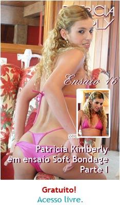 Patricia Kimberly em Soft Bondage - Parte I