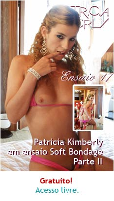 Patricia Kimberly em Soft Bondage - Parte II