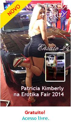 Patricia Kimberly na Erótika Fair 2014